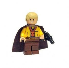 Star Wars (Luke Skywalker - Ceremonial) - Custom Designed Minifigure
